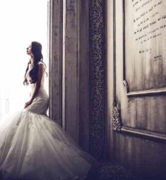 soñar vestido de novia