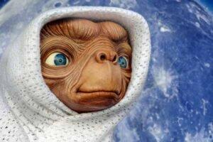 soñar con extraterrestre