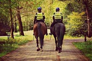 soñar policias