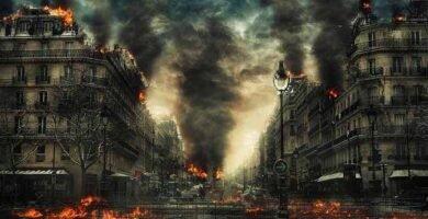 soñar con el fin de mundo